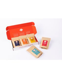 Smile Sampler Coffee Collection
