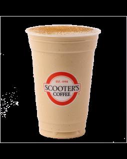 Golden Chai Tea Latte Blender