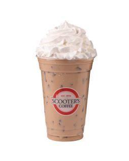 Iced Maple Vanilla Latte