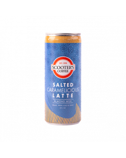 Salted Caramelicious Latte