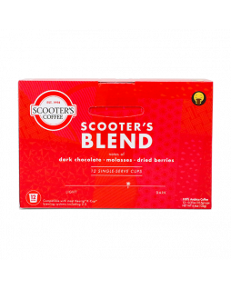 Scooter's Blend (Single Serve Cups)