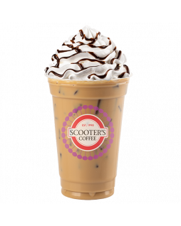Iced S'mores Latte