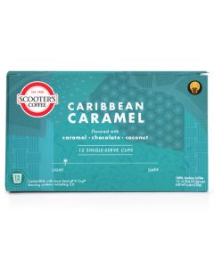 Caribbean Caramel (Single Serve Cups)