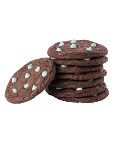 Chocolate Mint Chip Cookie