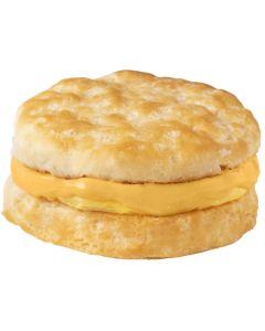 Egg & Cheddar Biscuit Sandwich
