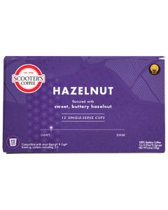 Hazelnut (Single Serve Cups)