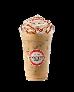 Iced Pot O' Gold Latte