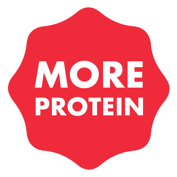 More Protein